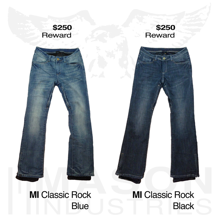 MI Rewards - Classic Rock Pants