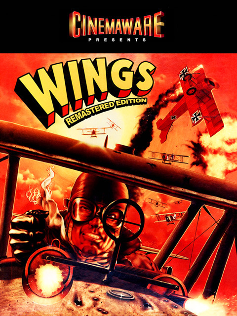 Wings Poster (movie theater size)