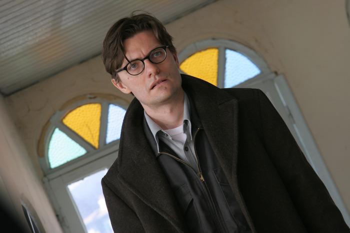 James Urbaniak as Simon in FAY GRIM (2007)