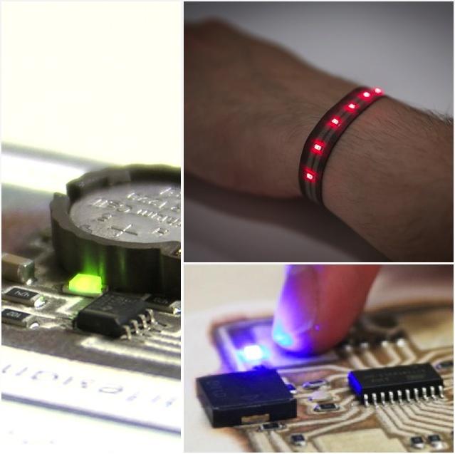 Exemples de circuits