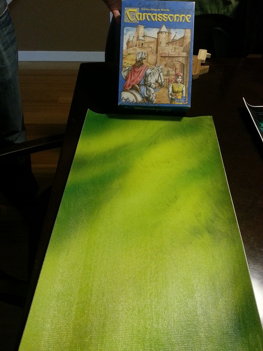 "Green Fields GripMat -14"" x 24"""