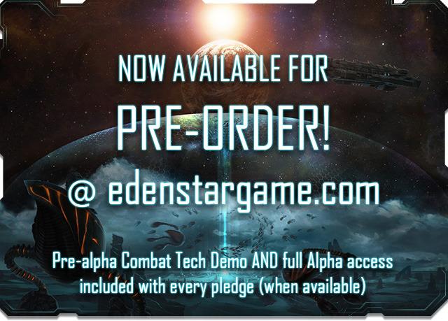 EdenStar Pre-Order Now!