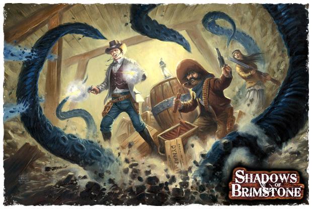 Настольная игра Shadows of Brimstone | Канобу - Изображение 5737
