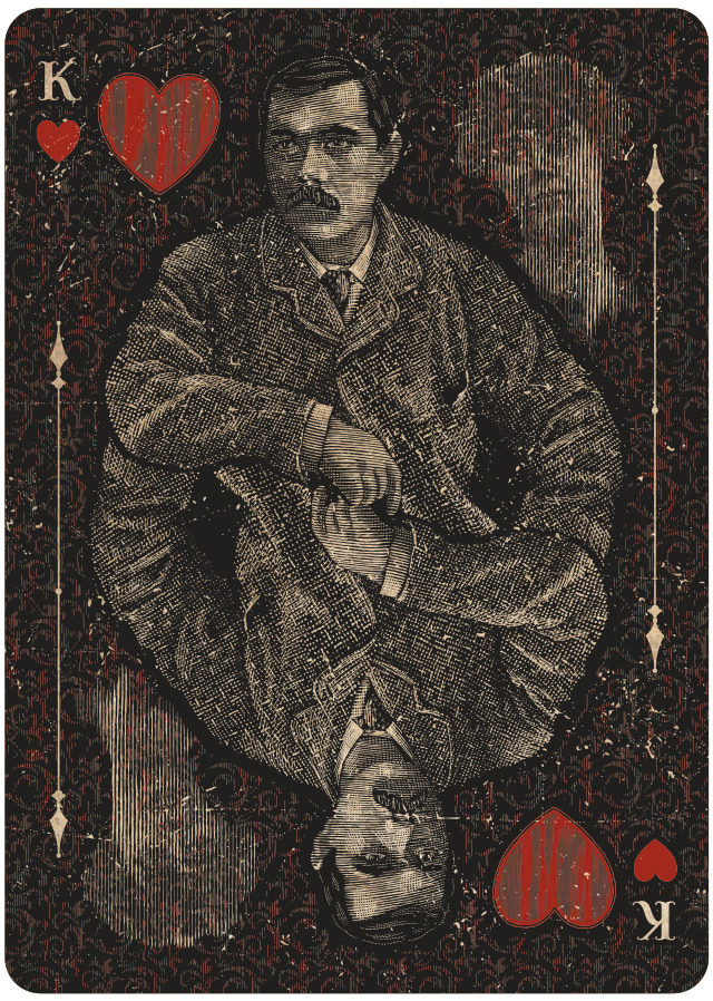 King of Hearts - Arthur Conan Doyle