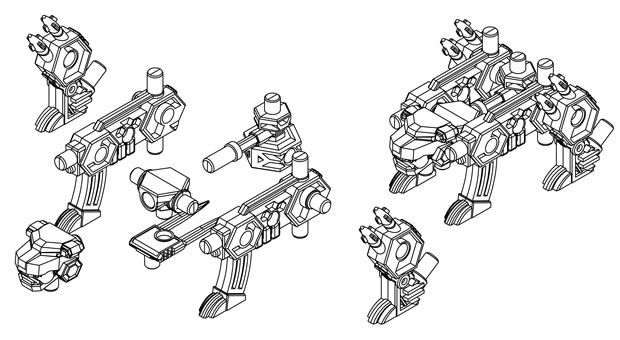 Ursenal's Standard Assembly Configuration