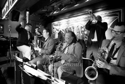 Swingin' weekly at NYC's SWING46!  Photo: Lynn Redmile