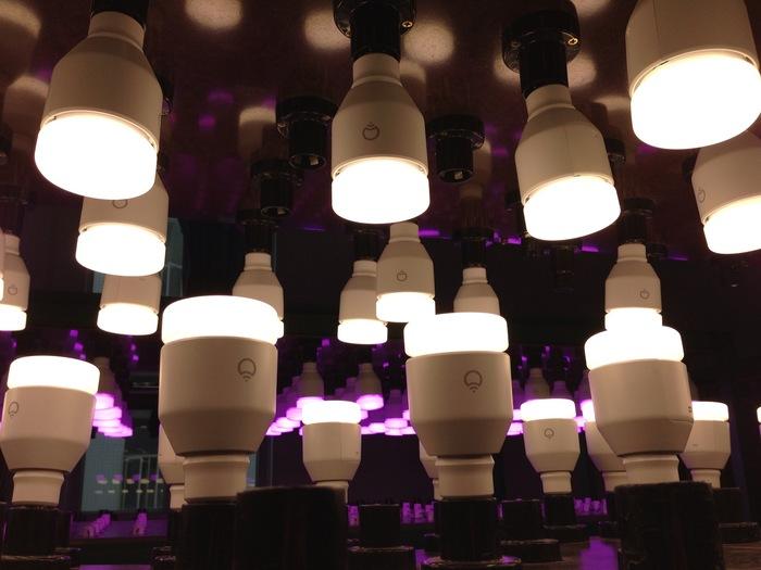 Testing at 1000 lumens ;)