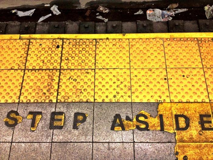 Subway Etiquette 101