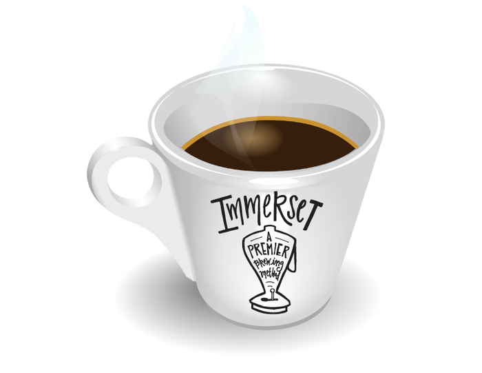 Coffee Mug made especially for you, a Kickstarter Backer (Illustration is not the actual coffee mug)