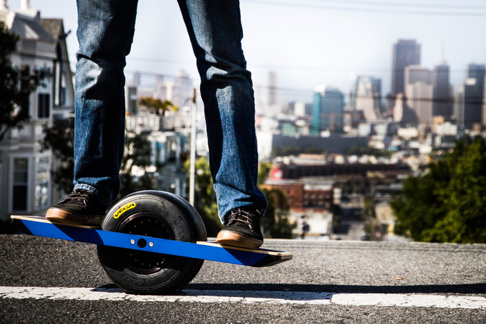 onewheel the self balancing electric skateboard by. Black Bedroom Furniture Sets. Home Design Ideas