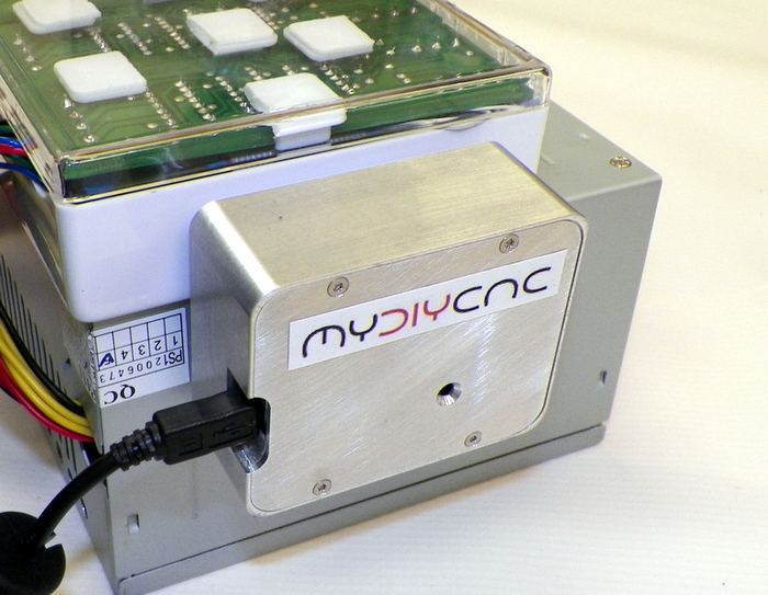 MyDIYCNC USB Solution works on all our current and past Desktop CNC Machines