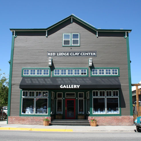 Red Lodge Clay Center Gallery, Red Lodge Montana