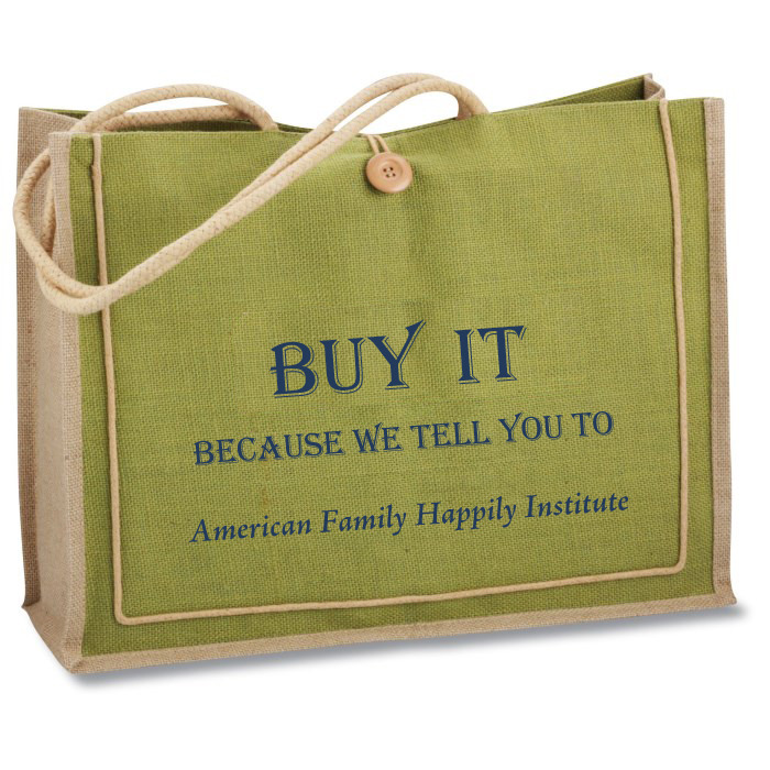 "You know you want it. Fit in tote? Check. Make more happily? Check. OK: Buy it, we told you! 13-1/2""h x 17-1/2""w x 5-1/2""d: holds shoe shopping excursions or romantic picnics"