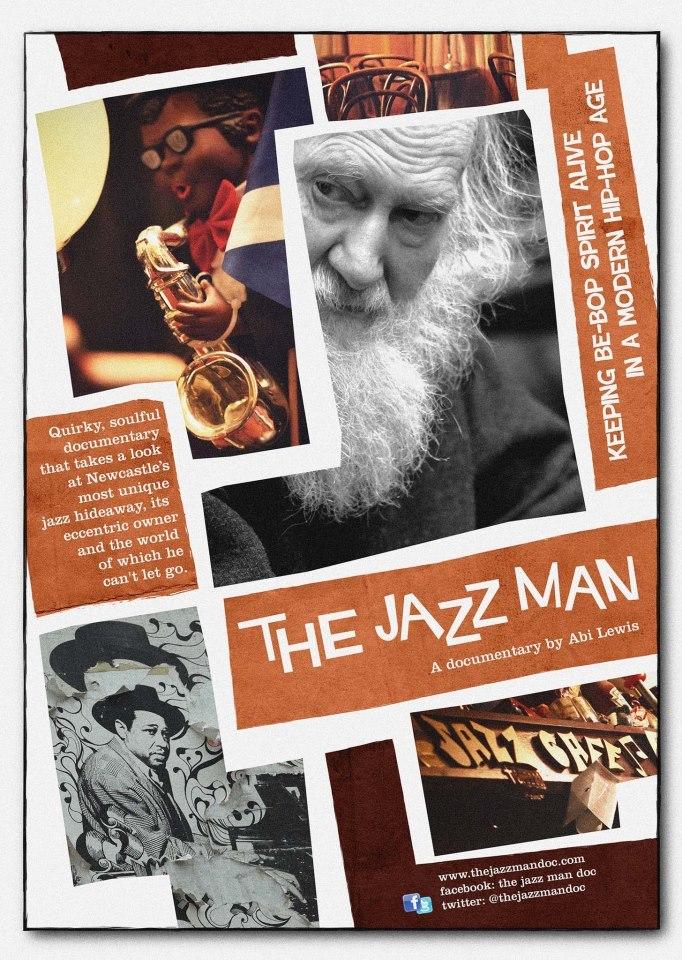 The Jazz Man Poster