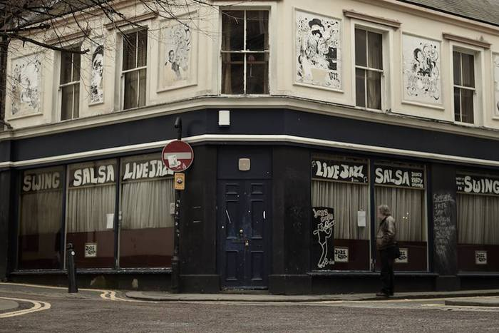 The Jazz Cafe, Pink Lane, Newcastle upon Tyne