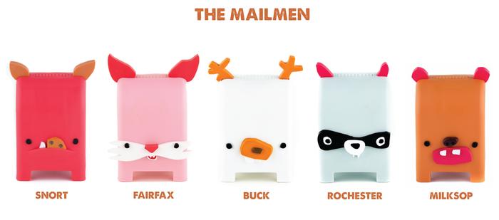 Toymail:让亲子远程互动的可爱谈话玩具