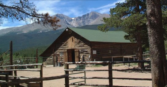 The Barn at Wind River Ranch - the ultimate destination on Jonathan's Journey