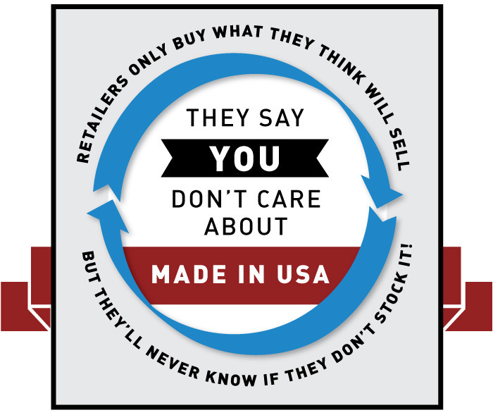 Bluelace Project - Made in USA