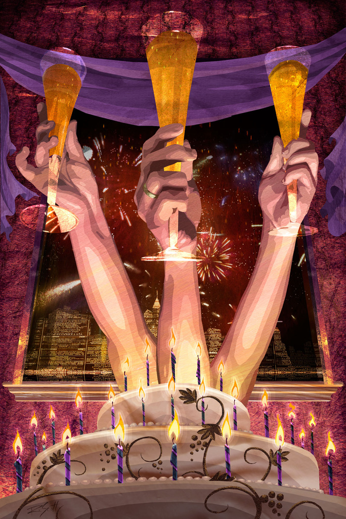 The Three of Cups: Abundance