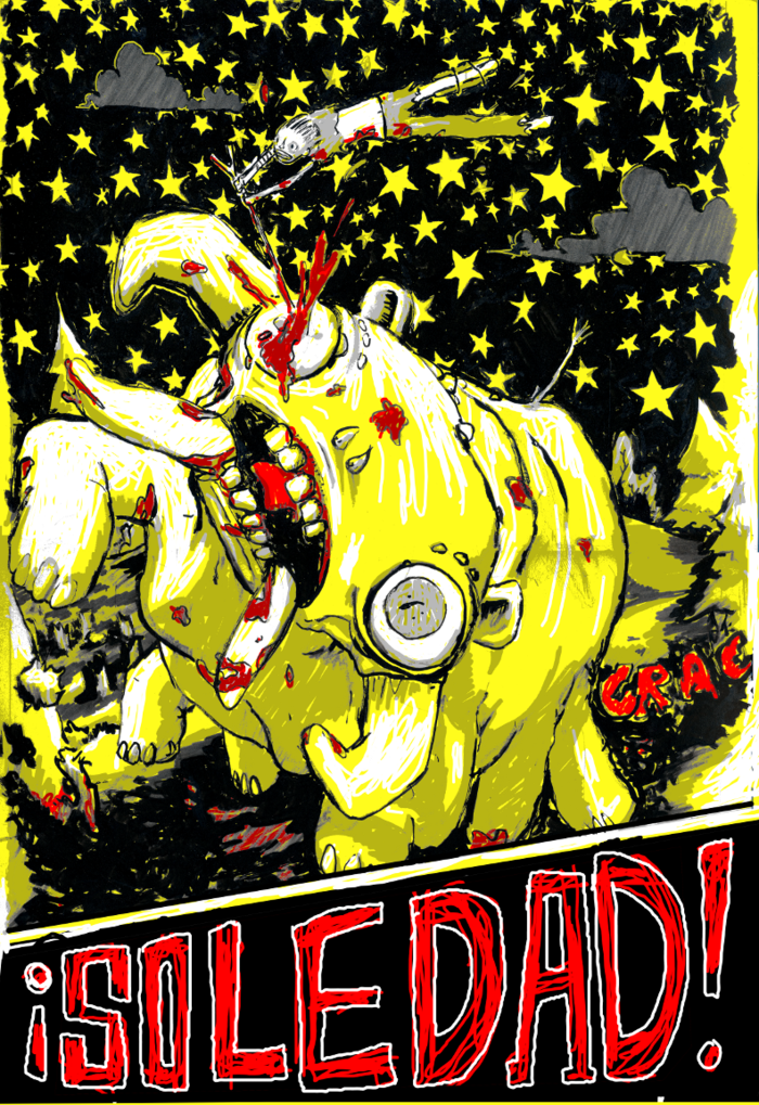 Kickstarter exclusive poster!