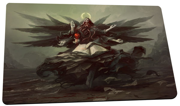 Azrael, Angel of Death Playmat