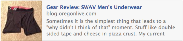 Check out this review of SWAV Apparel