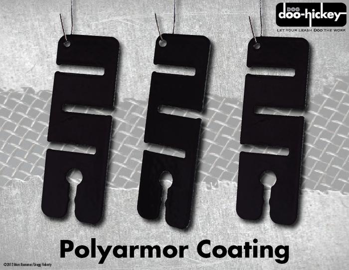 Plastisol Polyarmor Coating