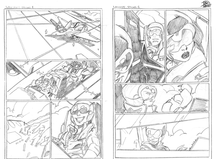 Pages 1& 2 - Layout