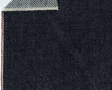 EARLY BIRD - 10.5 oz, 100% cotton - indigo red selvedge denim from Japanese Kuroki Mill.
