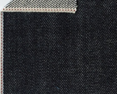BASIC HEAVY ORIJEANS - 16 oz, 100% cotton - indigo red selvedge denim from Japanese Kurabo Mill.