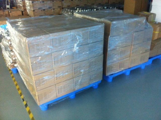 Pallet of LIFX - HK bound!
