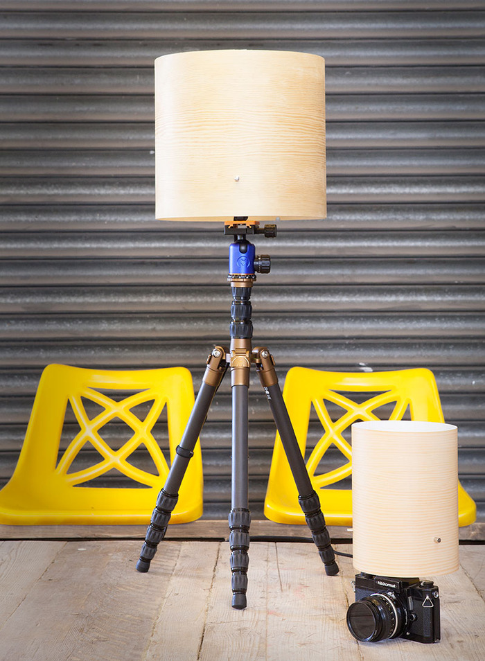 Phlite™ - Desk lamp, floor lamp, anywhere!