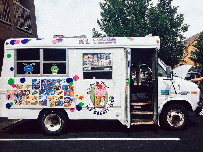 Paint Jobs On Food Truck