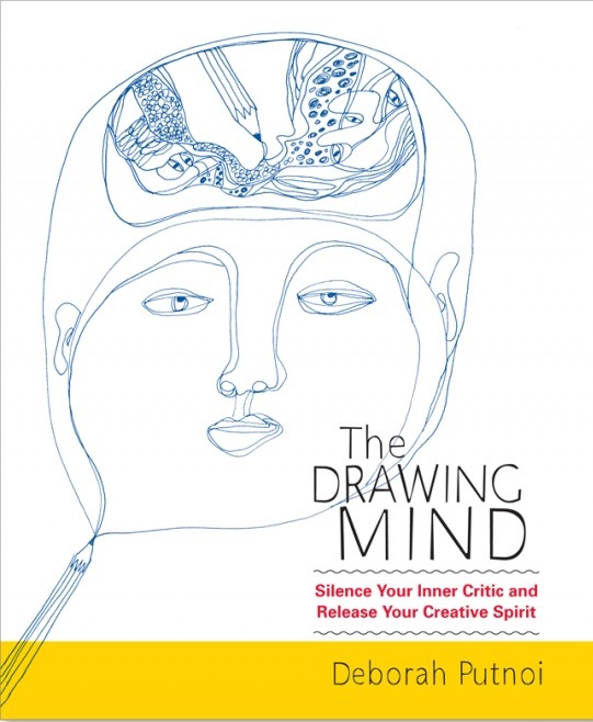 """The Drawing Mind"" book (Shambhala 2012)"
