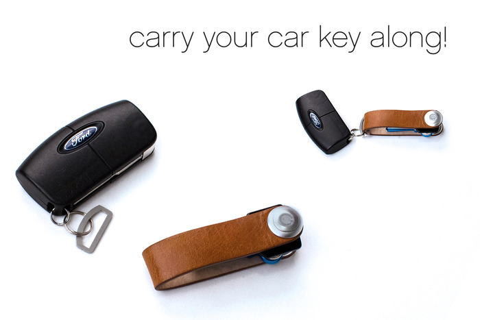 orbitkey the elegant and practical way to carry your keys by orbitkey kickstarter. Black Bedroom Furniture Sets. Home Design Ideas