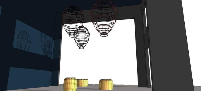 3-D modeling of Lift