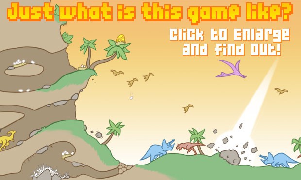 CLICK TO FIND OUT WHAT DINO RUN 2 IS ALL ABOUT!