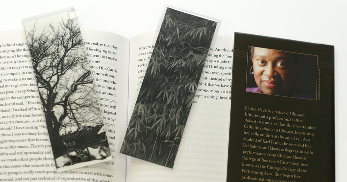 Sample bookmarks for sale (see the updates section for more options to choose from)