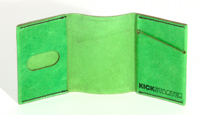 Limited Edition Kickstarter Green Kit - $49