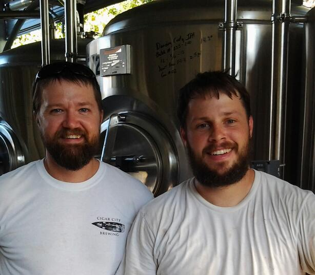 These guys are totally making bacon - not just beer.