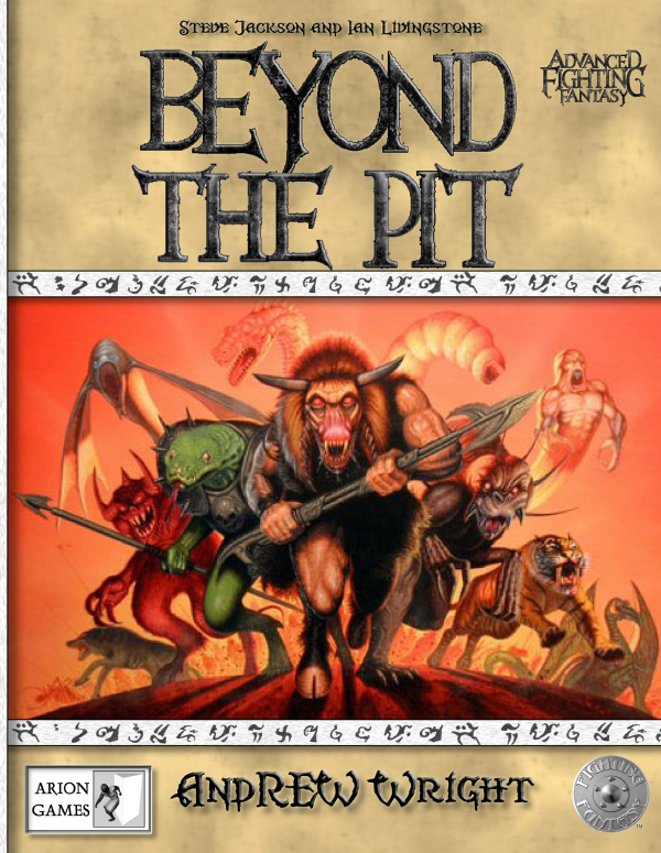 Beyond the Pit cover