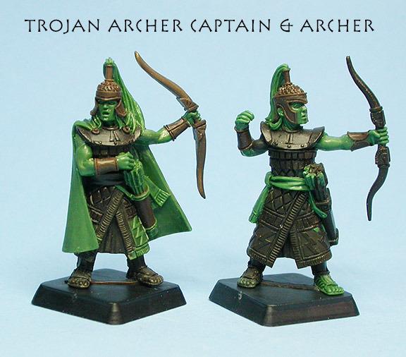 New Trojan Greens!