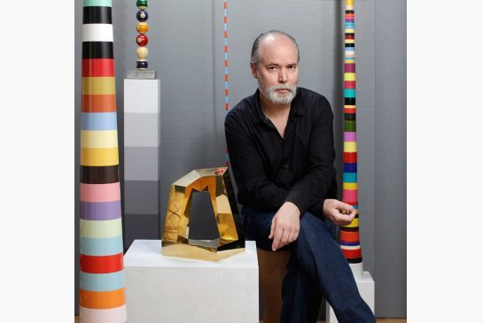 Douglas Coupland, credit Brian Howell