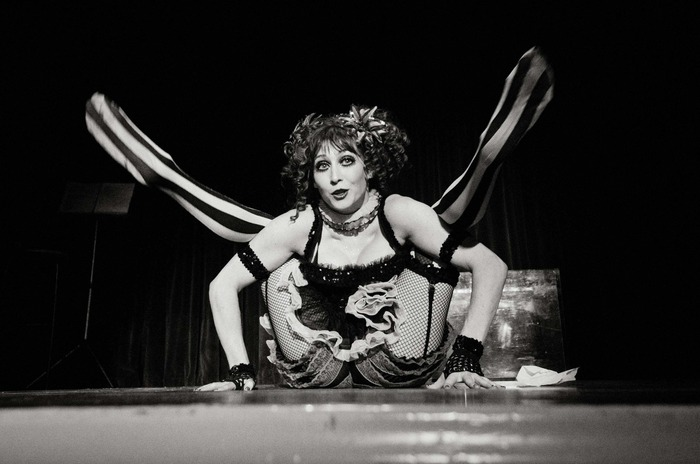 Bendy Bonnie Morgan (photo: Mark Berry)