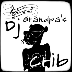 dj grandpa, the podcast of Kickstarter!
