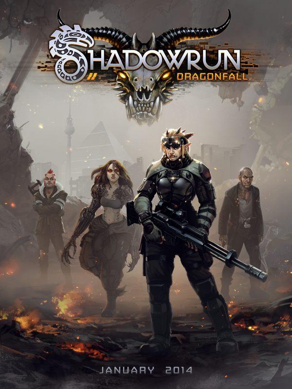 Harebrained Schemes Announce new Shadowrun Returns Expansion