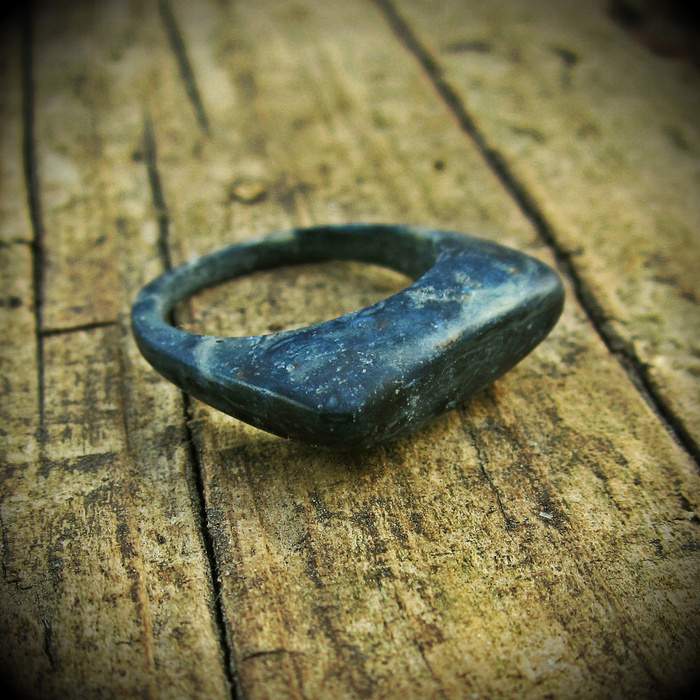 Limited Edition Denimite Thin Ring