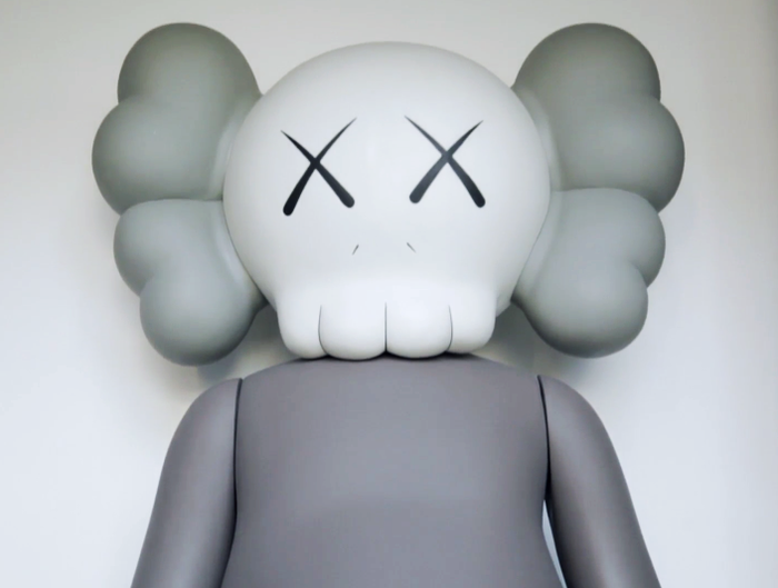 'Companion' by KAWS (credit: Reynard Li and Derek Shapton)