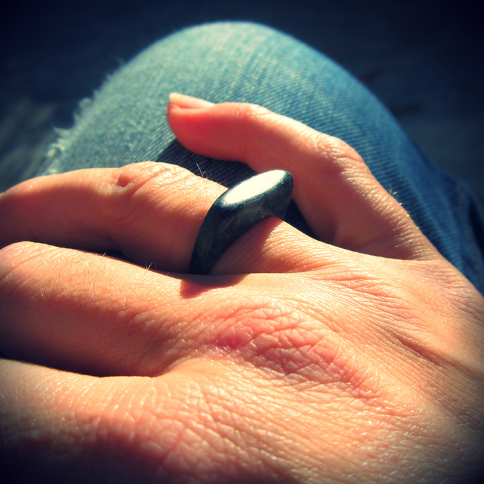 Limited Edition Denimite Ring
