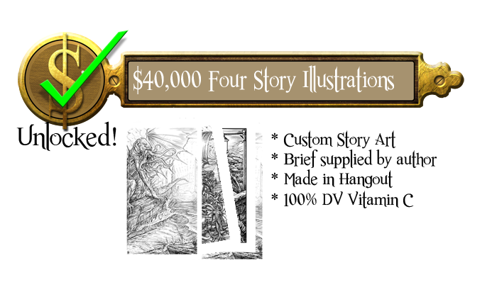40k - Four Story Illustrations - E-Book - Unlocked